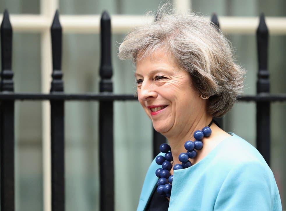 The Home Secretary has overtaken Boris Johnson in the latest Tory leadership poll