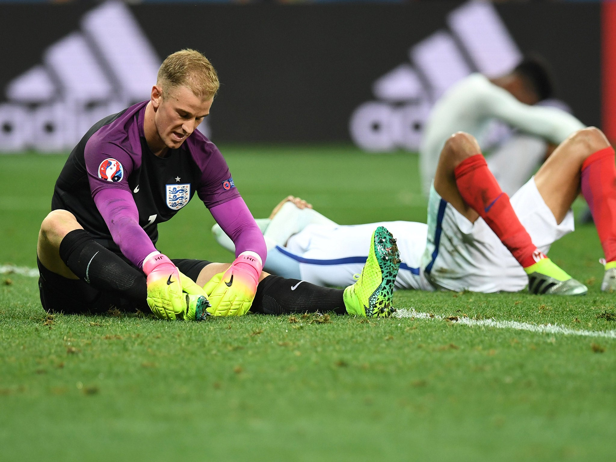 England vs Iceland Too wealthy too famous too much ego Joe