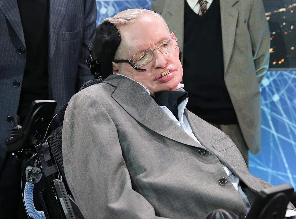 Stephen Hawking believes we must be vigilant to the dangers of artificial intelligence