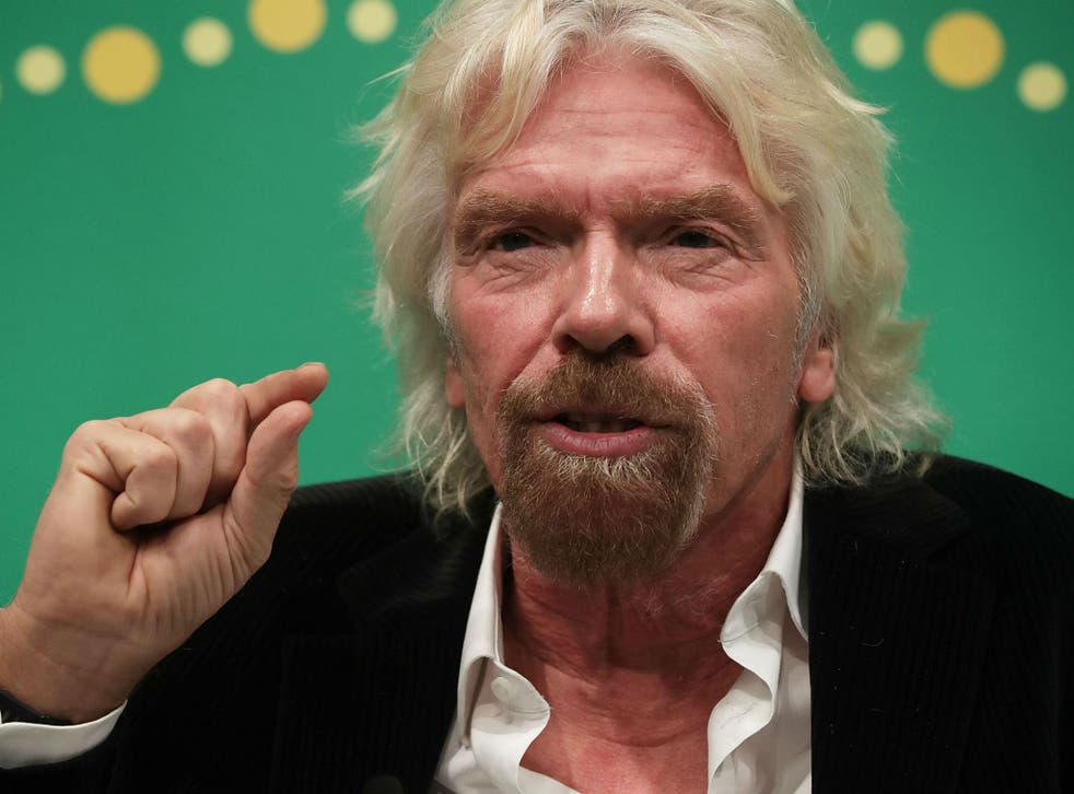 Virgin Care is part of Sir Richard Branson's business empire