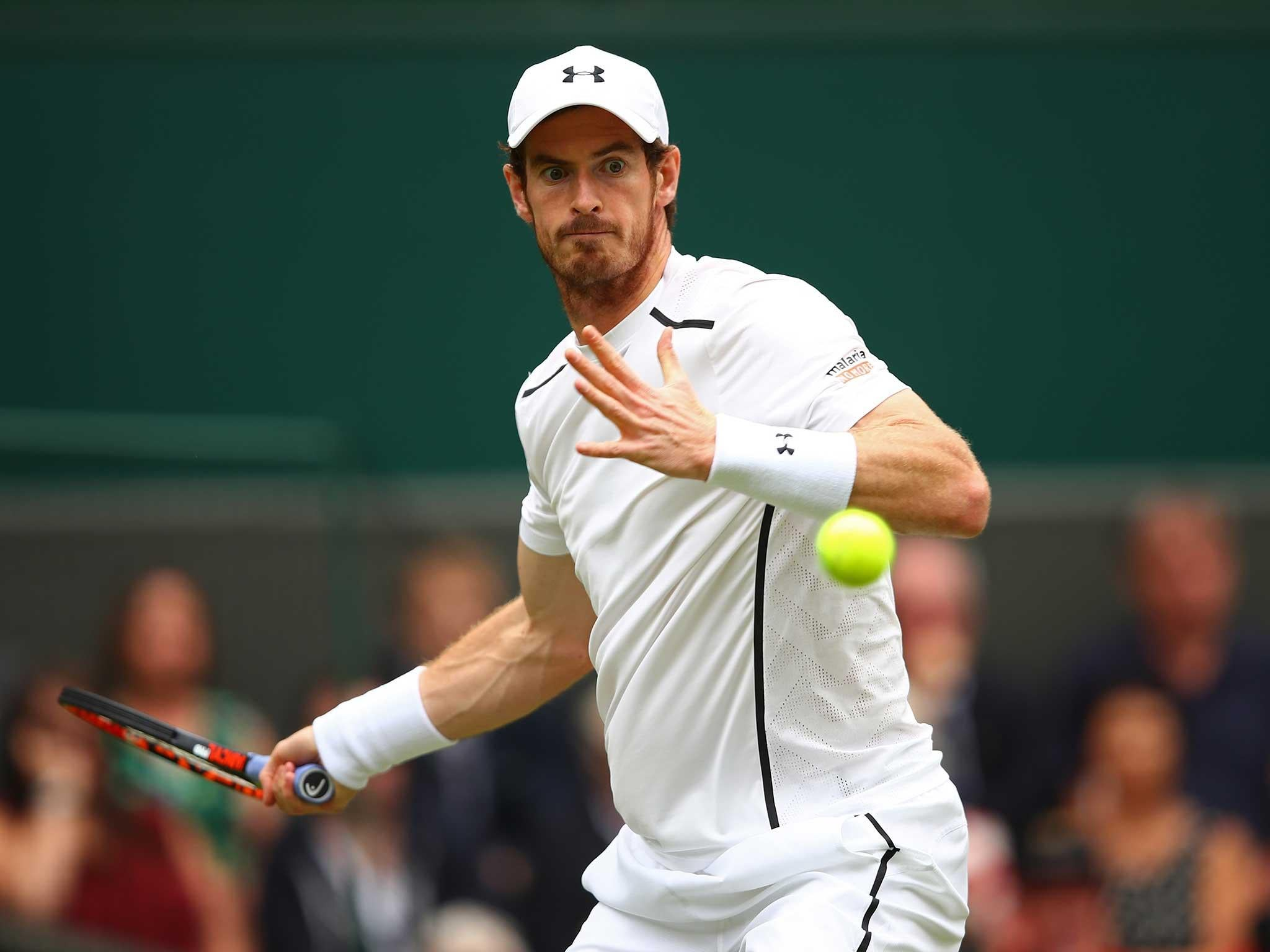 Andy murray twitter - Murray Earns Straight Sets Victory Over Millman To Reach Fourth Round
