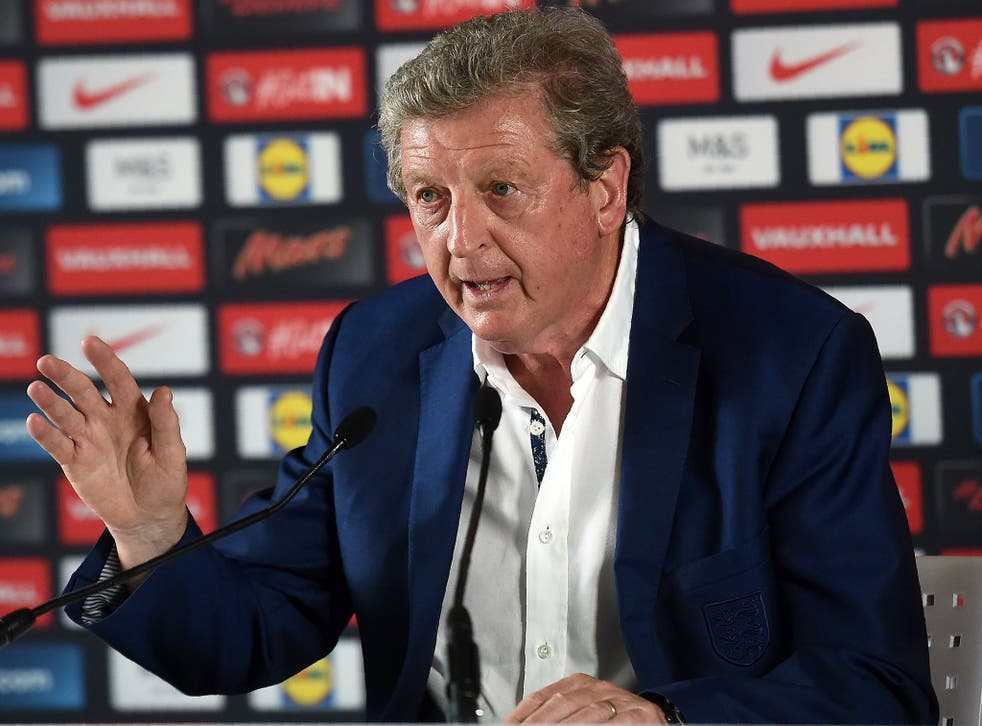 Roy Hodgson claimed he was unaware of any unrest among the England squad at Euro 2016