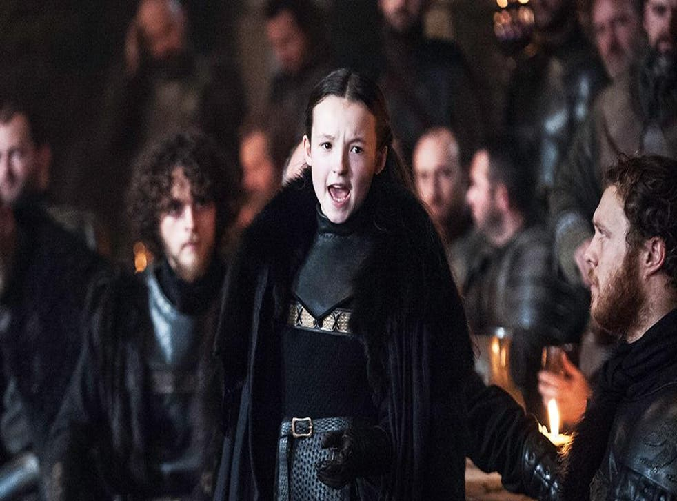 Game Of Thrones Lyanna Mormont Actor Bella Ramsey On Being The Show S Break Out Star And That Epic Finale The Independent The Independent