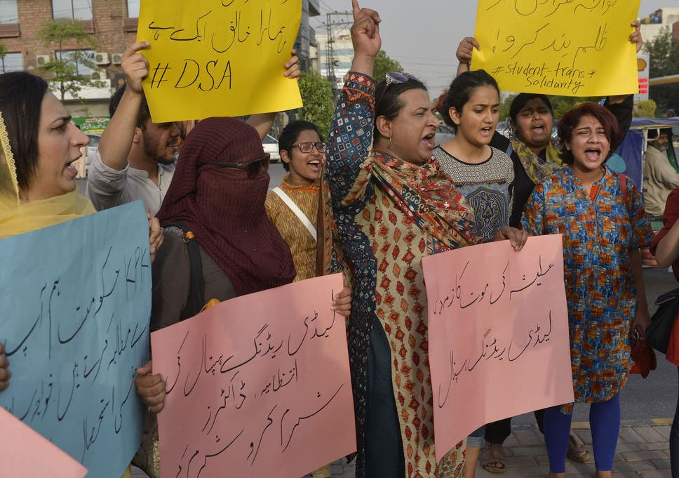 a5ce78f1b9 Pakistani Muslim clerics say transgender marriages are legal under Islamic  law
