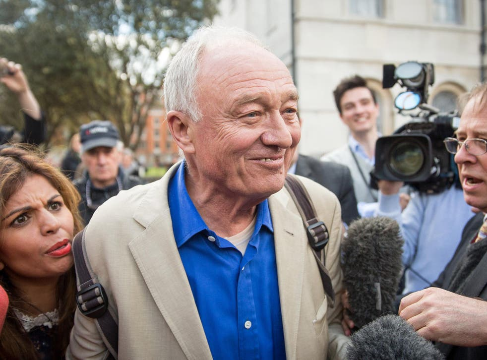 Ken Livingstone accused the 'ghastly Blairities' in the Labour party of betraying their leader