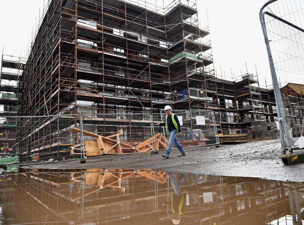 Theresa May has said Britain has a 'housing deficit'