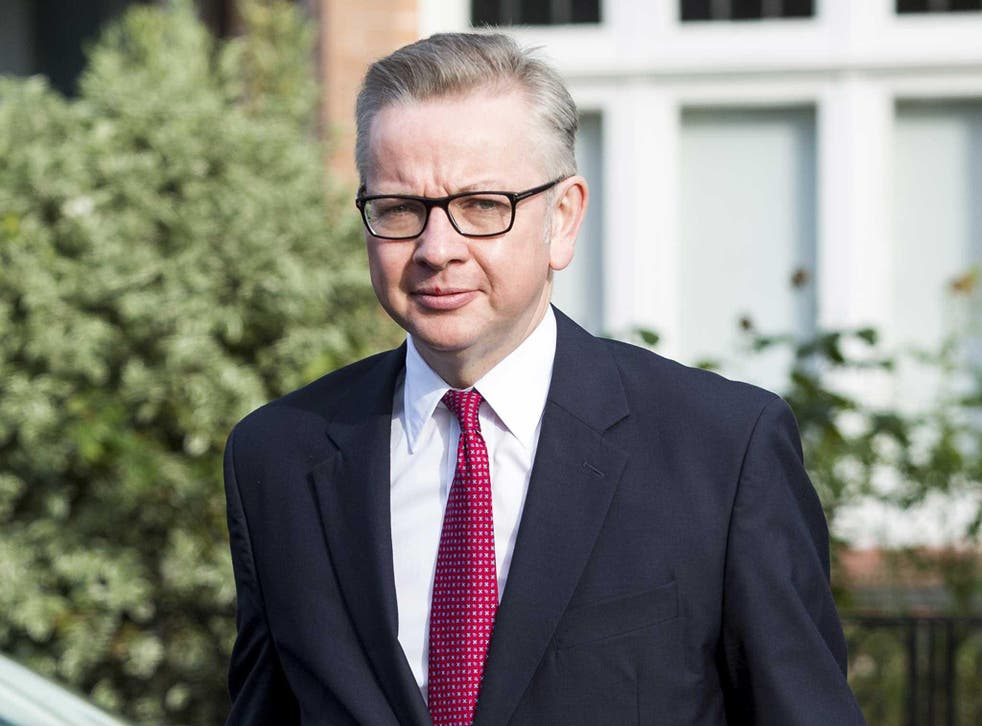 Michael Gove announced his intention to run to be the next Conservative Party leader and UK prime minister