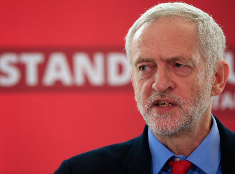 Jeremy Corbyn would take each rail franchise back into Government control once existing contracts expired