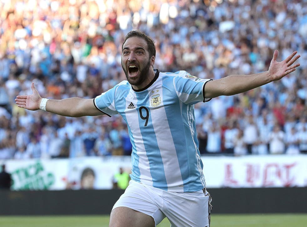 Despite his recent form Higuain was unable to inspire Argentina to Copa America glory