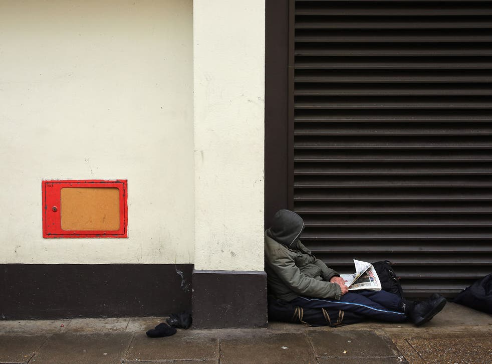 Homelessness has increased for the sixth consecutive year