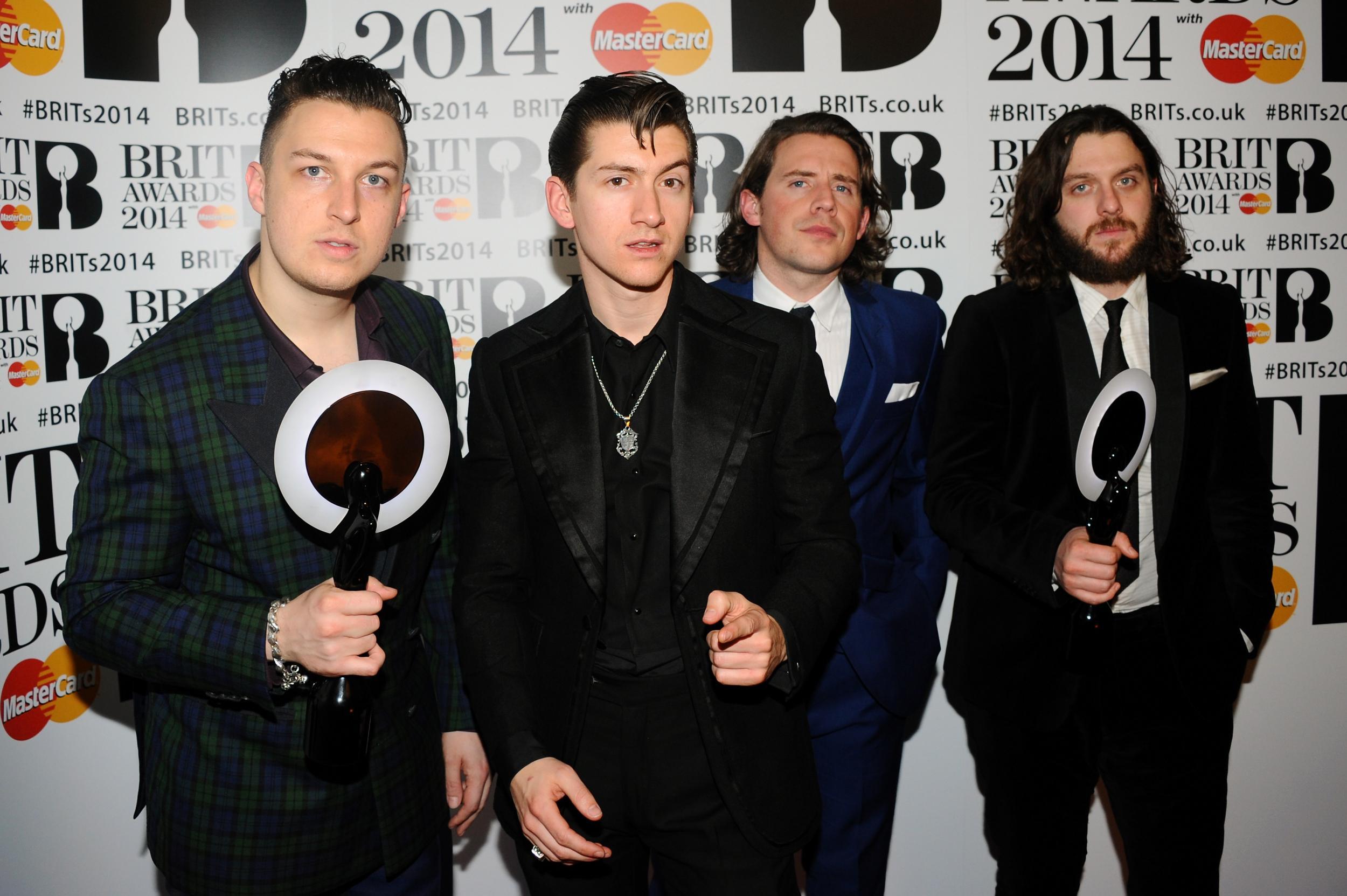 Resultado de imagen de Arctic Monkeys