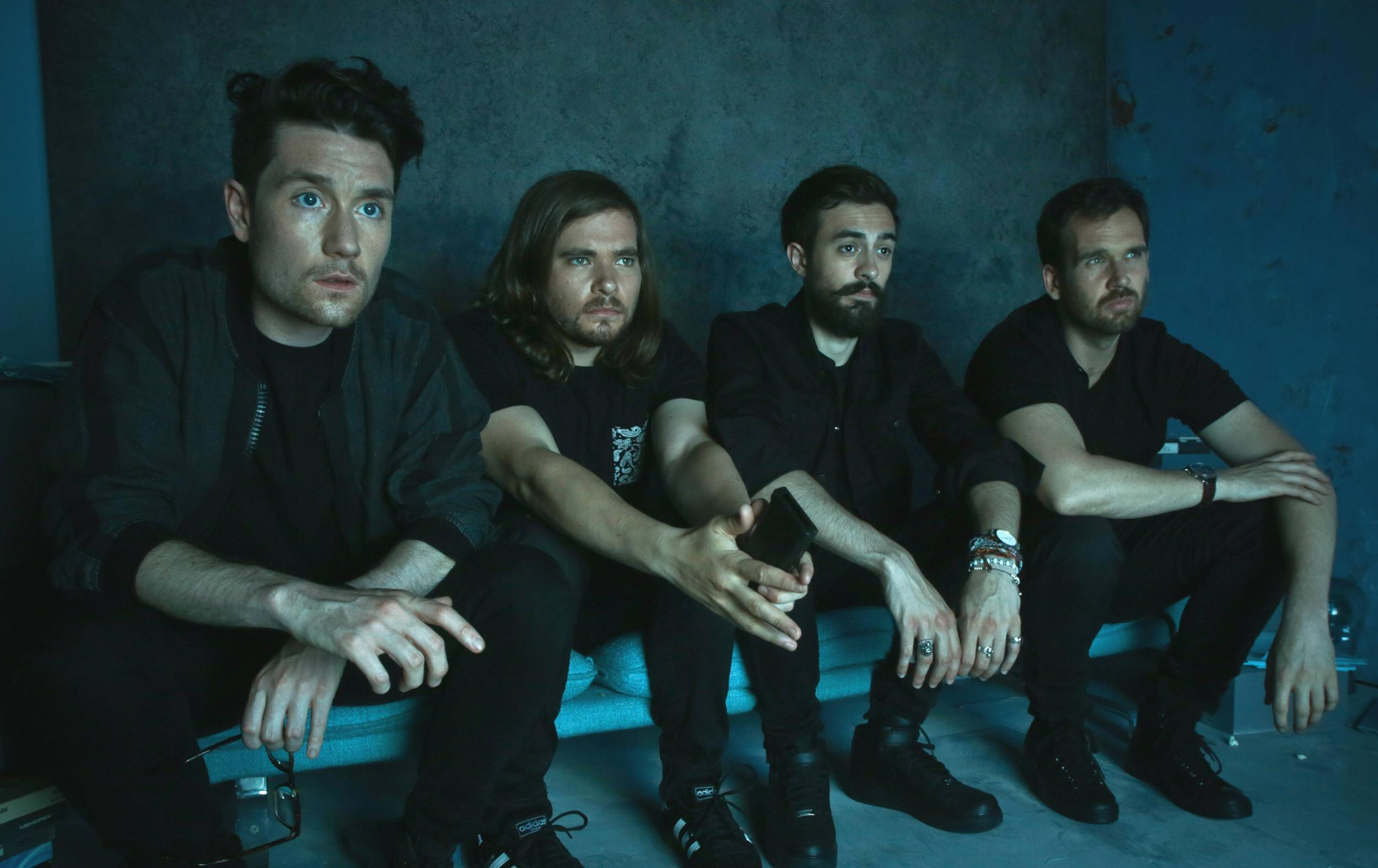 Bastille interview: Band talk new album Wild World, being inspired by Kanye West and sneaking into Glastonbury