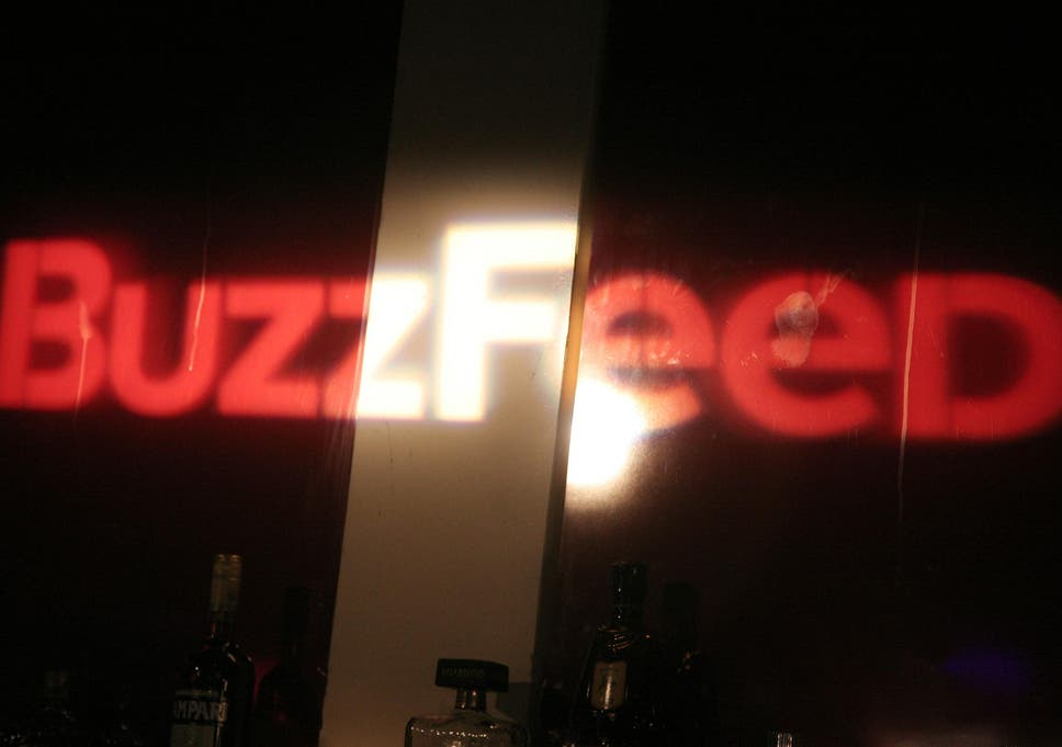 Buzzfeed accused of 'stealing ideas' by YouTube personality | The