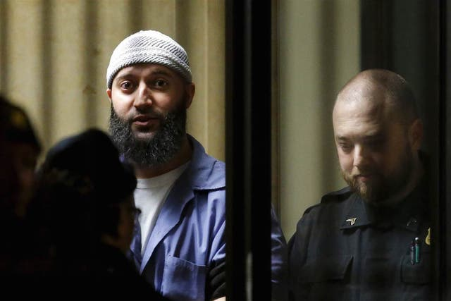 Adnan Syed leaves the Baltimore City Circuit Courthouse in Baltimore, Maryland February 5, 2016