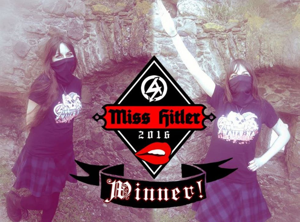 The Miss Hitler competition is an annual beauty pageant held by the National Front