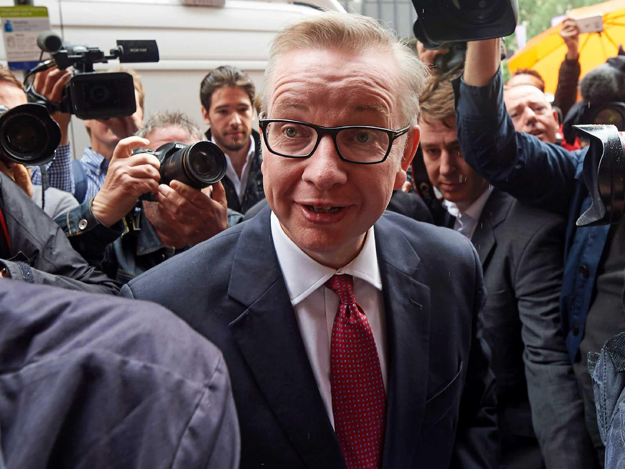 Michael Gove slams Trump over climate change saying US is 'walking out when the heat is on'