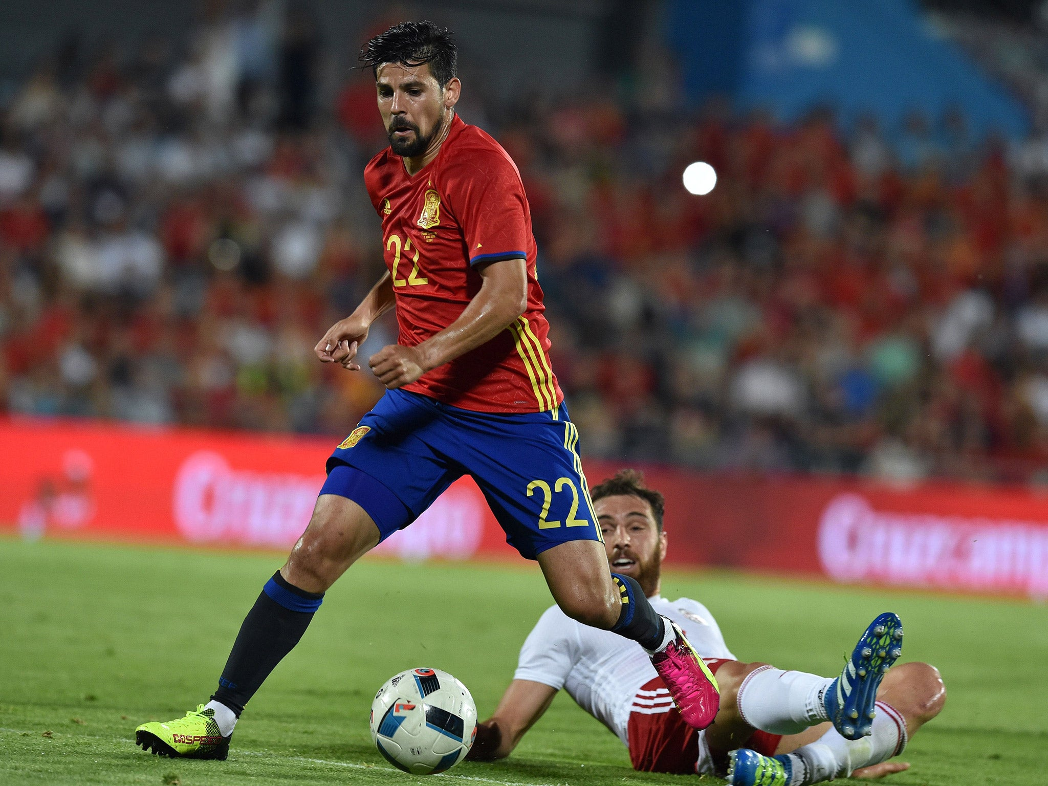 Manchester City transfer news Nolito isn t the answer but he s