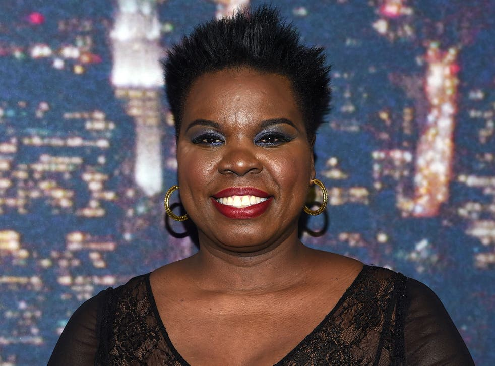 Jones has also received a great deal of support from other social media users and the LoveForLeslieJ hashtag started trending