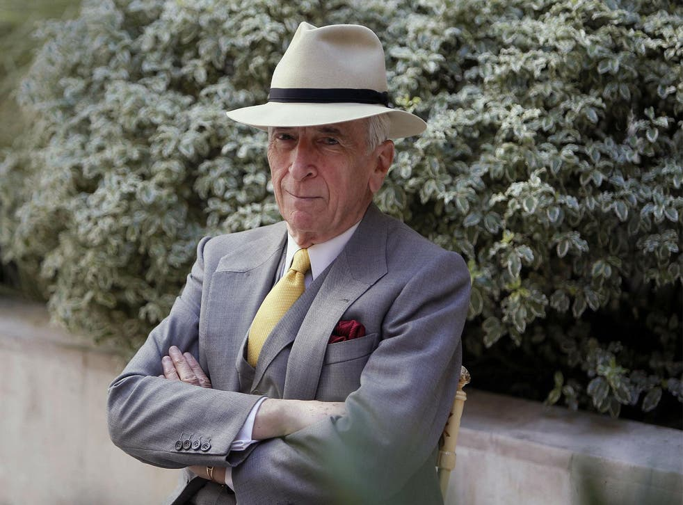 Veteran magazine writer Gay Talese, whose best-known work is 'Frank Sinatra has a Cold', his 1966 profile of the singer for Esquire