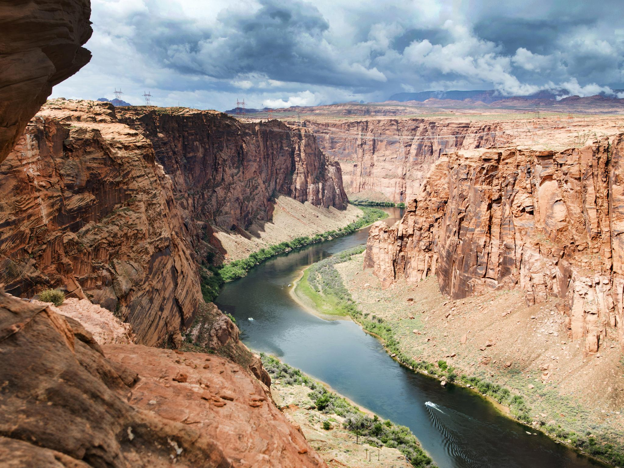 Millions of Americans facing 'megadrought' as Colorado river shrinks to alarming low