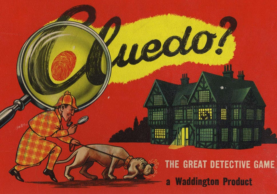 Cluedo Introduce First New Character Since 1949 And Kill Off A
