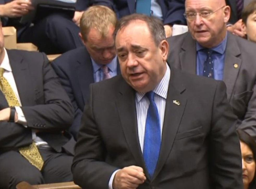 Former SNP leader Alex Salmond said earlier this year the report will show Tony Blair committed to the invasion of Iraq in private with President George Bush before 2003