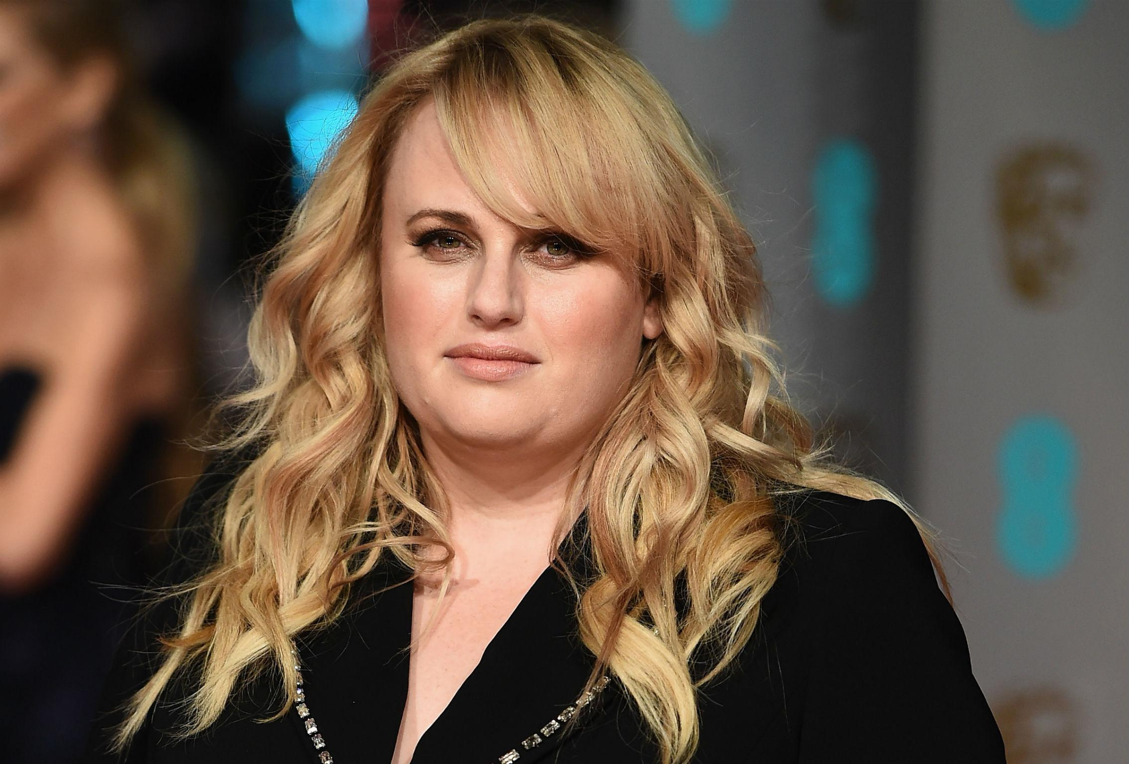 Rebel Wilson Claimsedy Career Begun Taking Off When She Gained Weight The  Independent