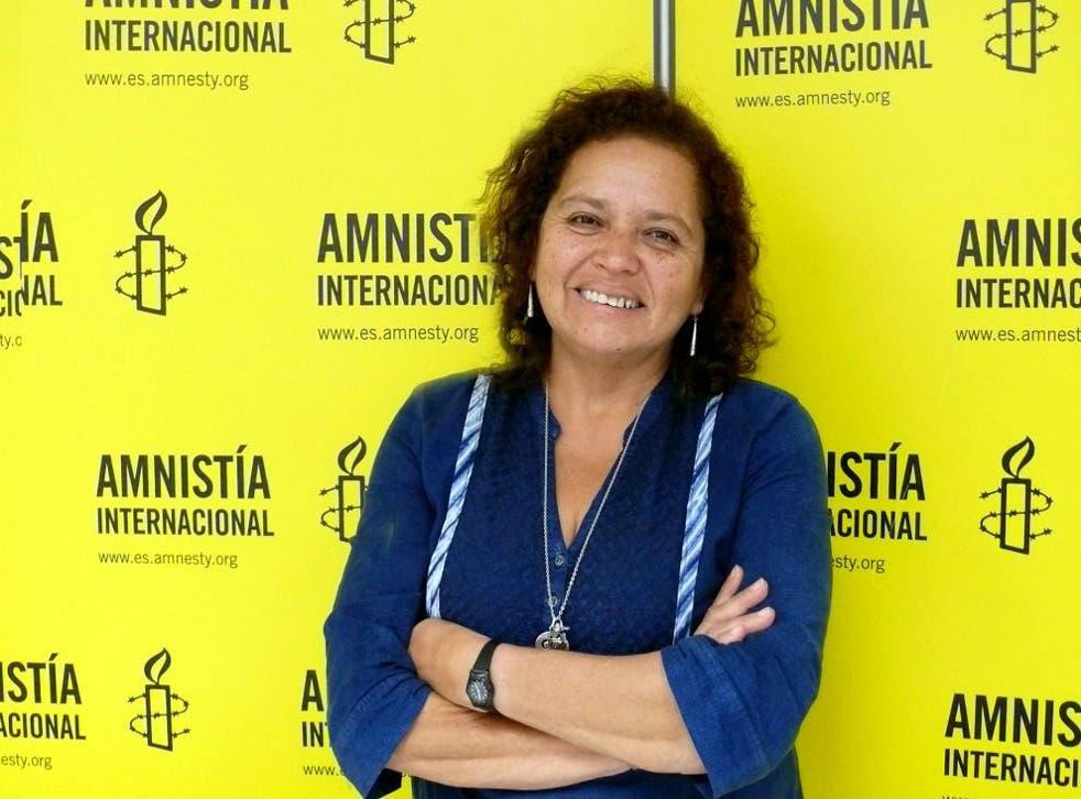 Morena Herrera has faced death threats and slander