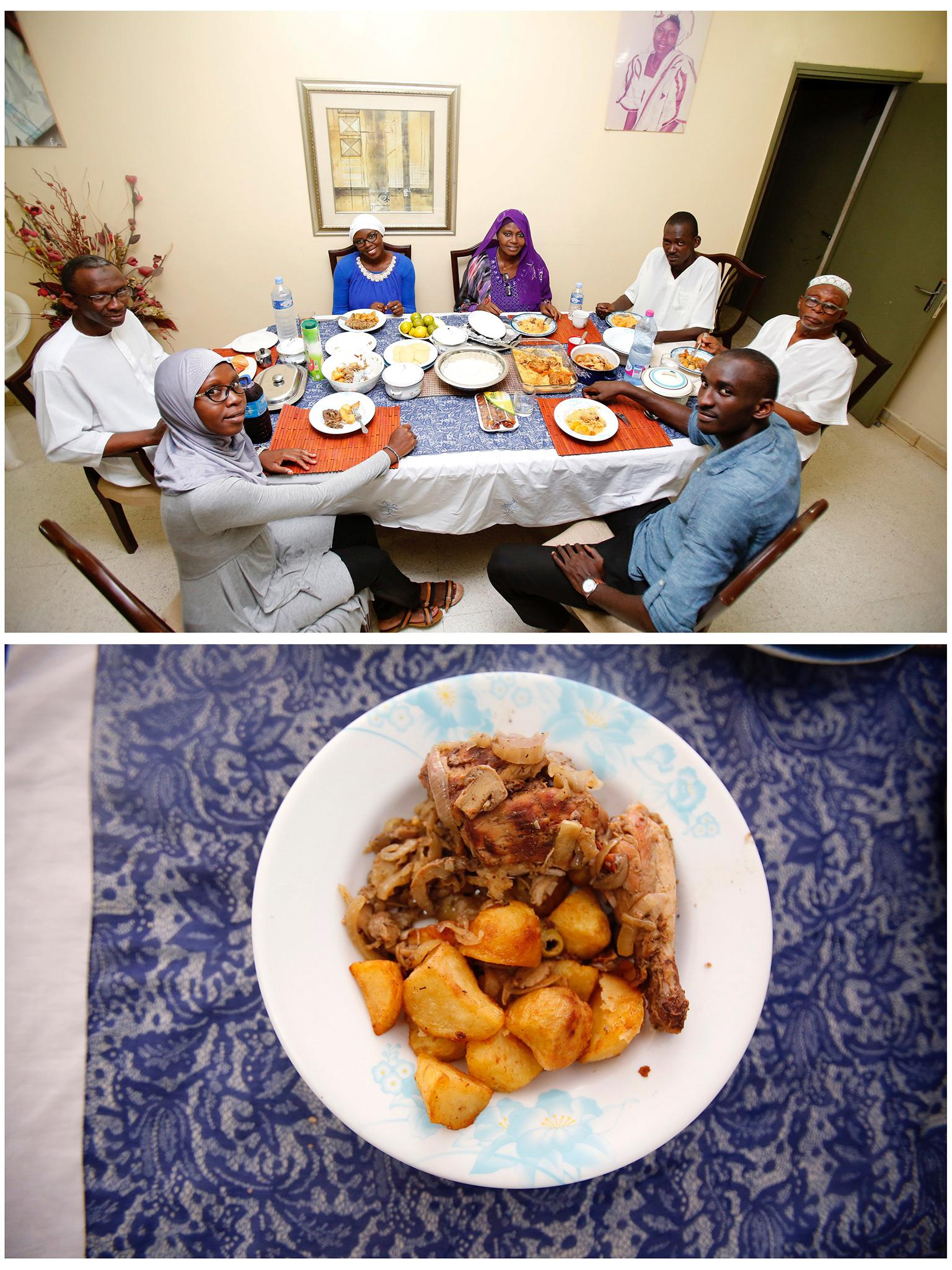 Iftar: Muslims share favourite memories of ending their daily
