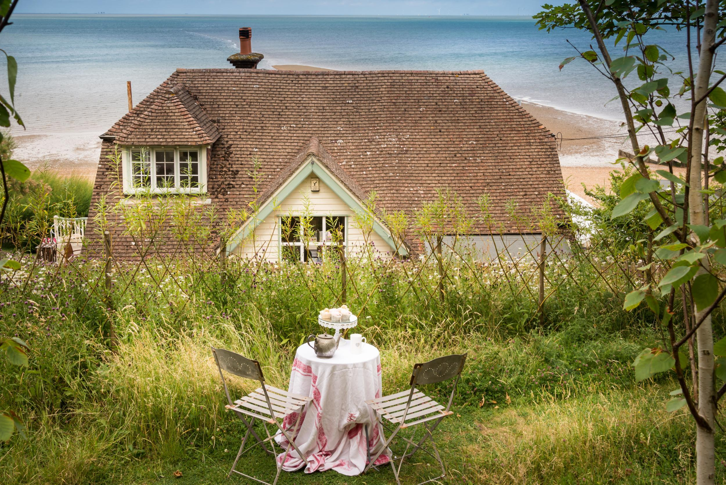 Britain 39 s best beach cottages the independent for Top beautiful house