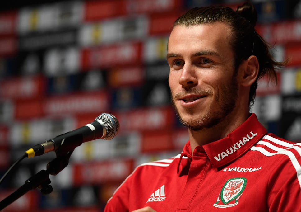 Wales vs Portugal  No love to be lost between Gareth Bale and ... cfa8f5bff