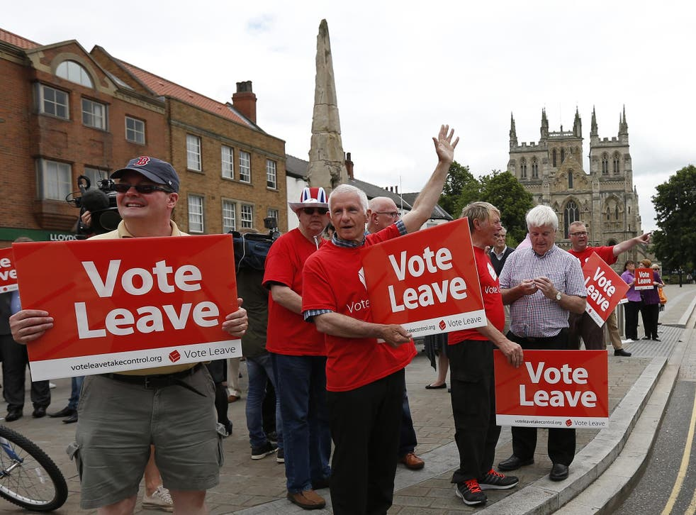 The judgement of most economists is that the UK will be a net loser after the Brexit vote