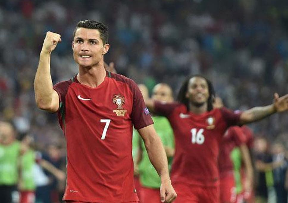 Cristiano Ronaldo hopes to inspire Portugal to a second European  Championship final in 12 years ( c1b9a03e42142