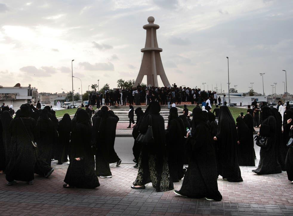Qatif is a predominantly Shia area in a predominantly Sunni country (file photo)