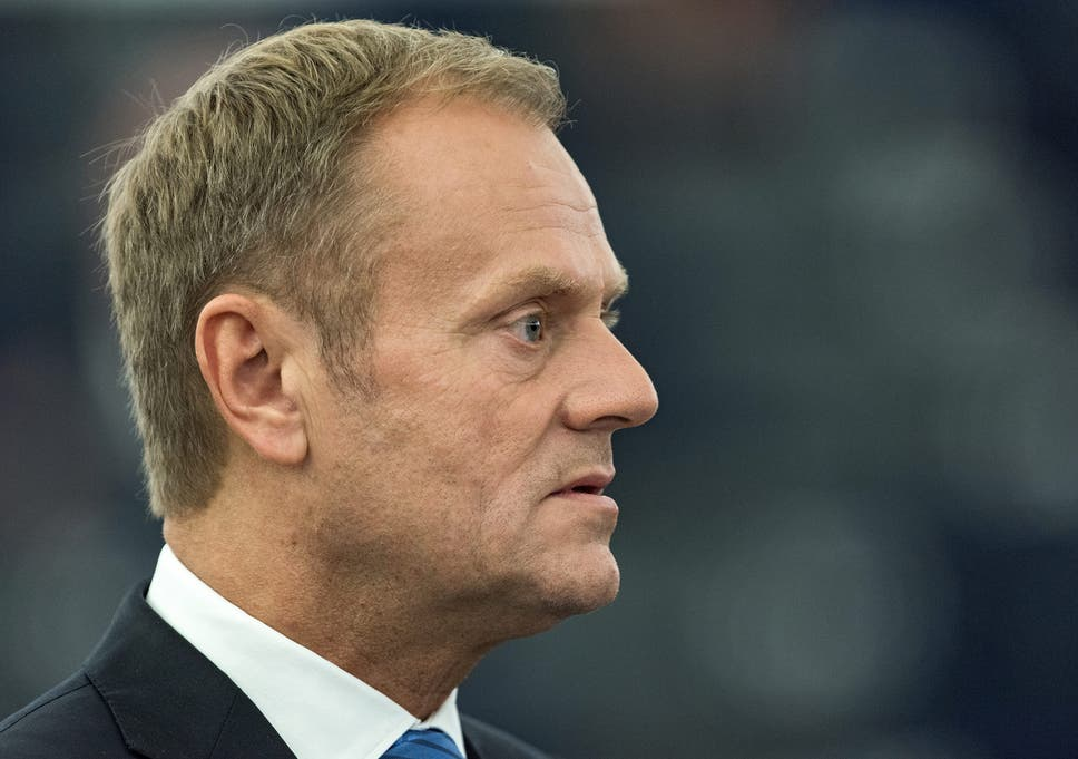 donald tusk freedom of movement is non negotiable if britain wants