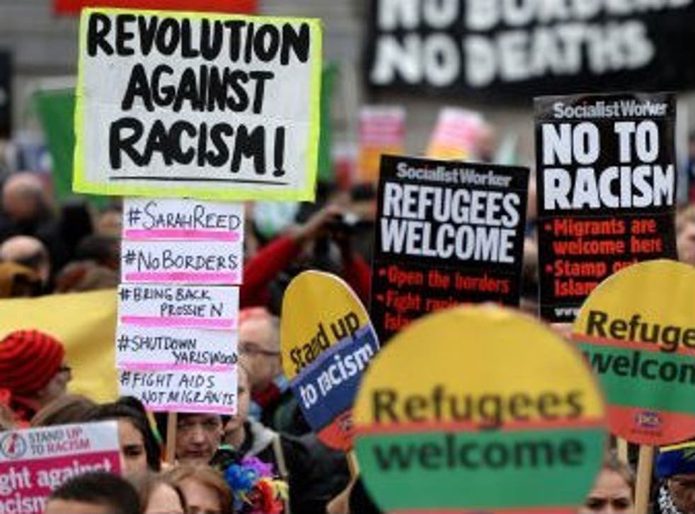 There has been a surge in racism following Brexit