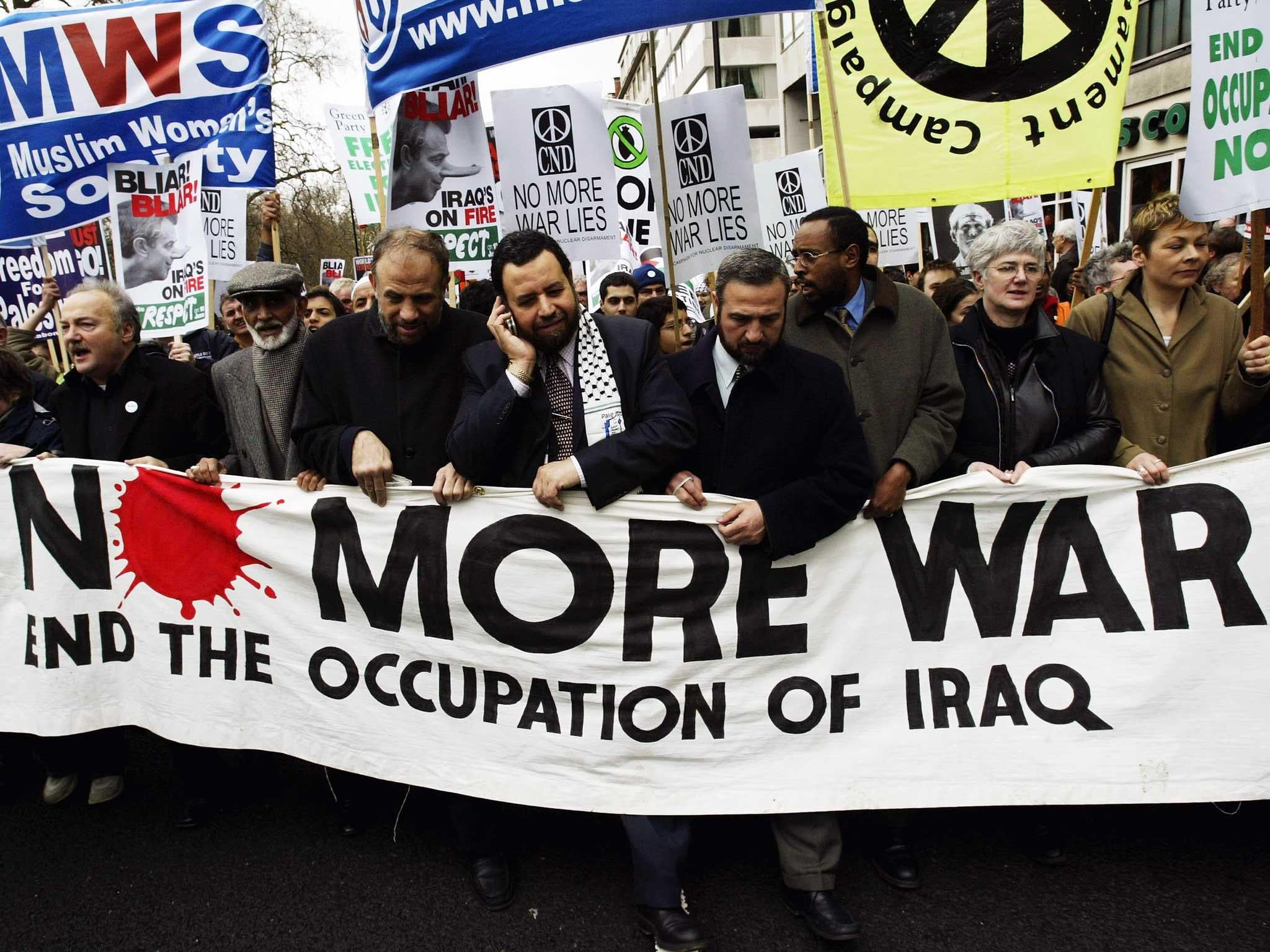 How The Independent made the case against the Iraq War ...