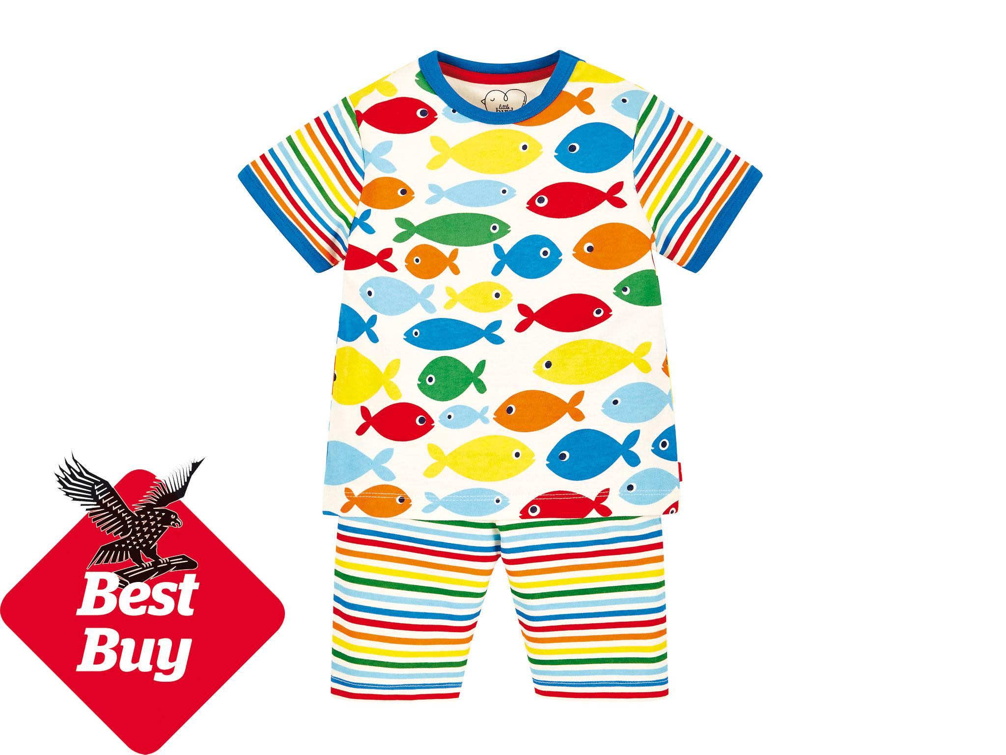 Mini Boden girls pajama short john  3 4 5 6 8 9 10 11 12 years red striped