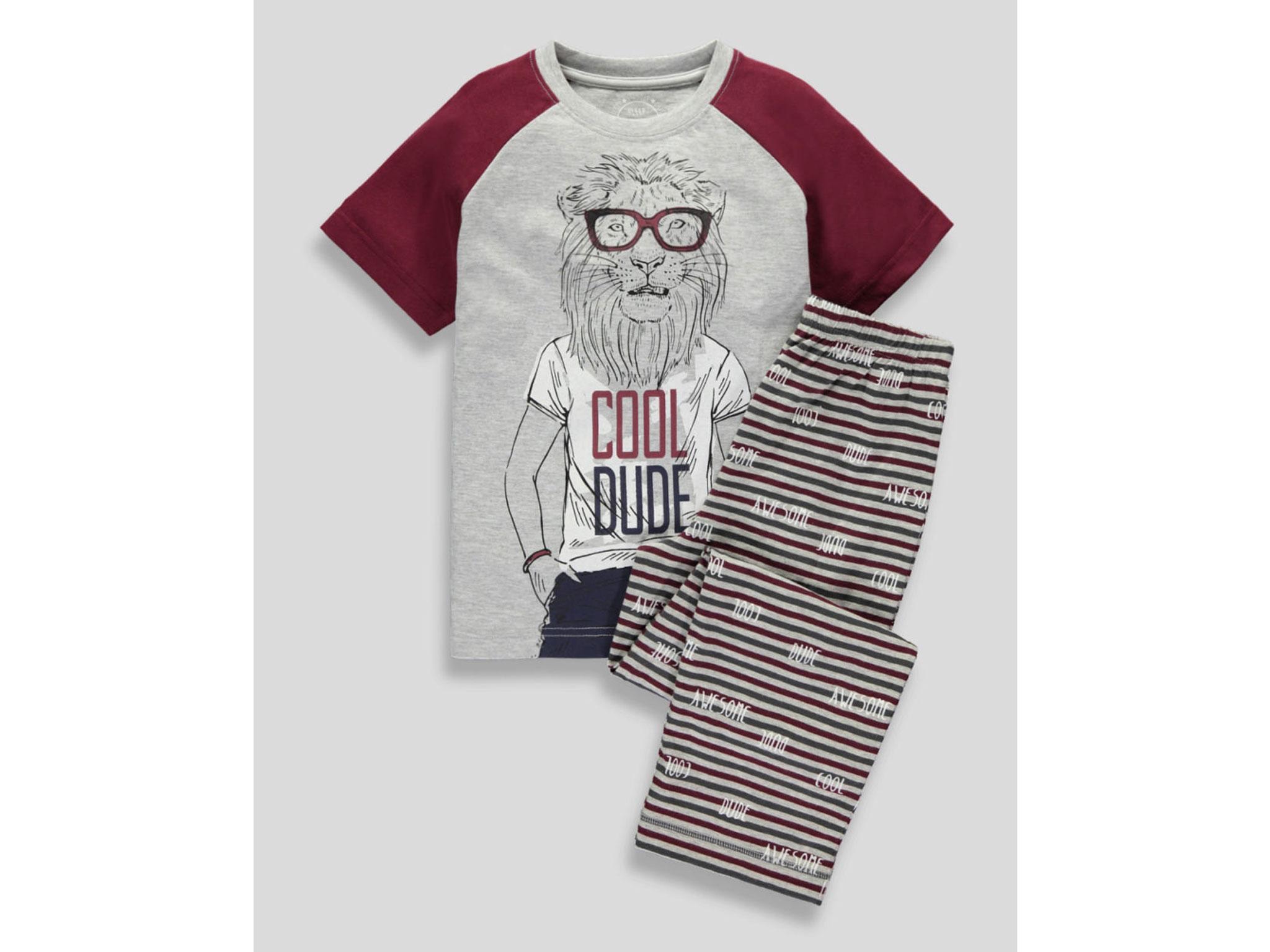 10ba23032 15 best kids  summer pyjamas