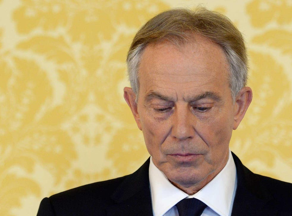 Former Prime Minister, Tony Blair defended himself following the Chilcot report