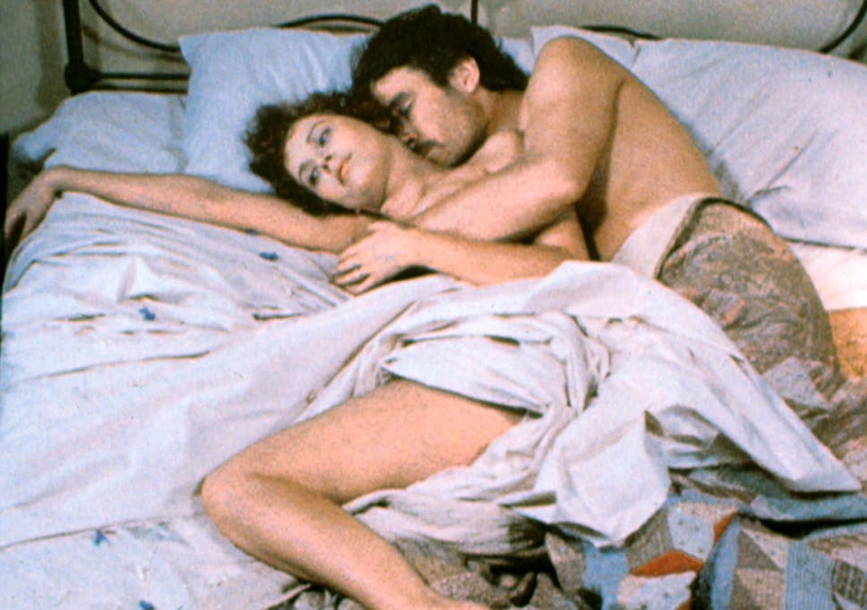The 1981 film adaptation of 'Lady Chatterley's Lover', starring Sylvia  Kristel and Nicholas