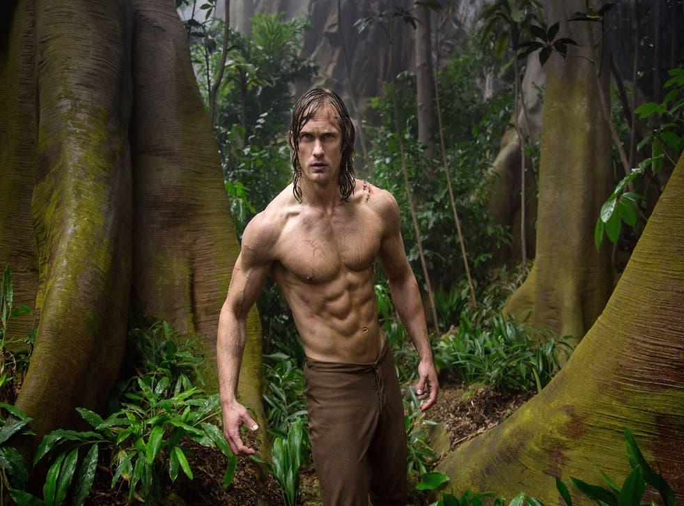 Alexander Skarsgard as Tarzan