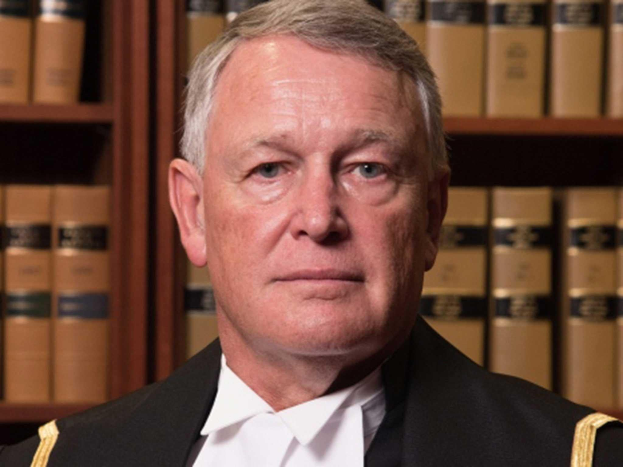 Judge apologises to alleged rape victim for asking why she couldn't keep her knees together