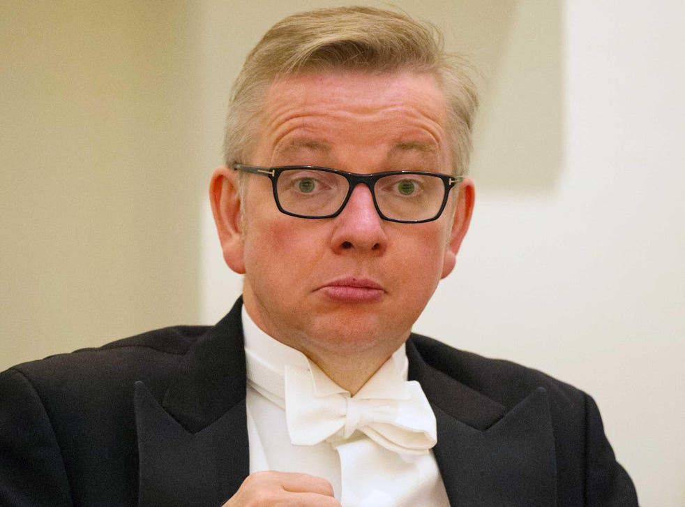 Michael Gove interviewed Donald Trump for the The Times