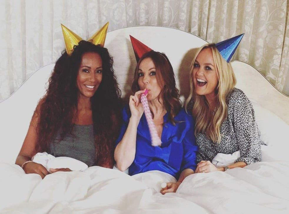 The Spice Girls are back as GEM