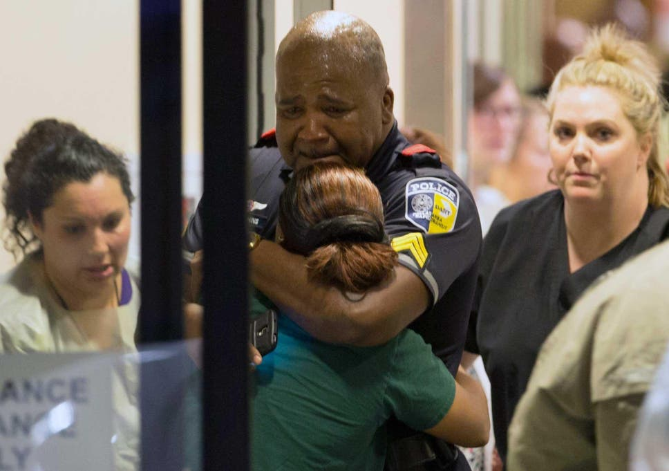 As a black ex-police officer, I have been left sorrowful and