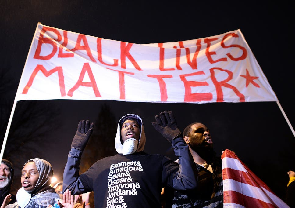 Black Lives Matter Who Are The Group And What Are Their Aims