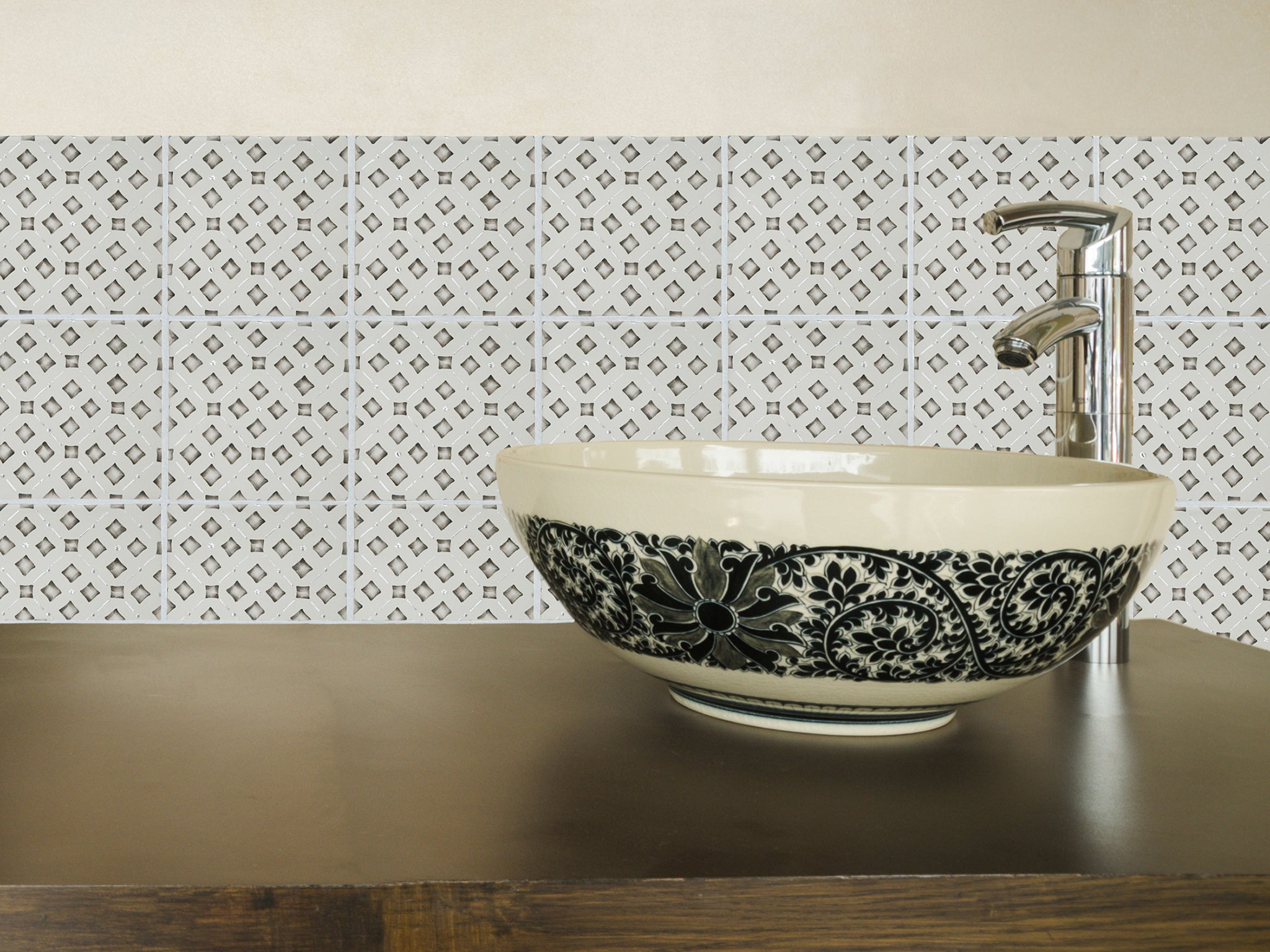Design trend: Moorish inspired hand-painted tiles | The Independent