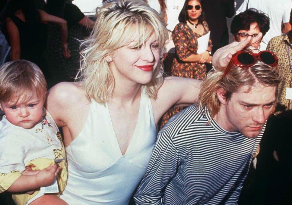 Courtney Love And Kurt Cobain Wedding.Courtney Love Marks Birthday By Posting Tribute To Kurt