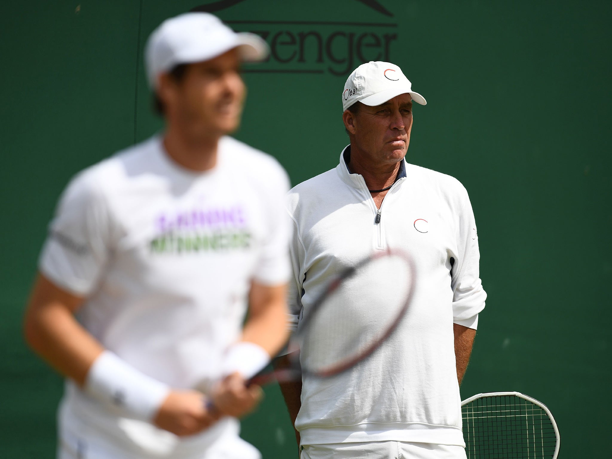 Wimbledon 2016 Ivan Lendl s influence is starting to tell on Andy